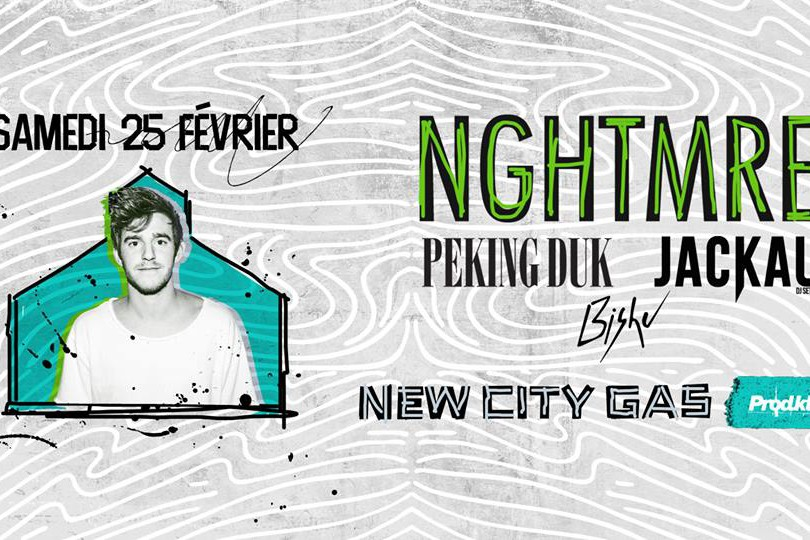 NGHTMRE at New City Gas