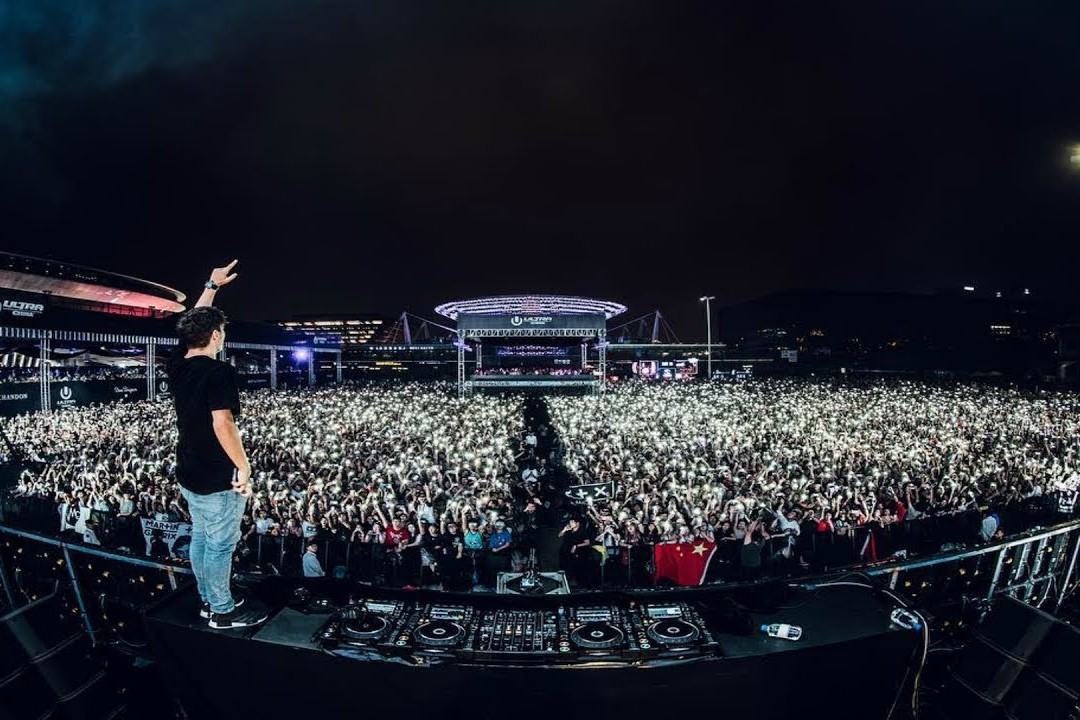 Martin Garrix Ultra China